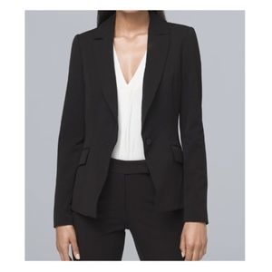 WHITE HOUSE BLACK MARKET ALL-SEASON SUITING JACKET
